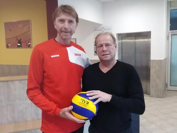 VCA Neuer Trainer