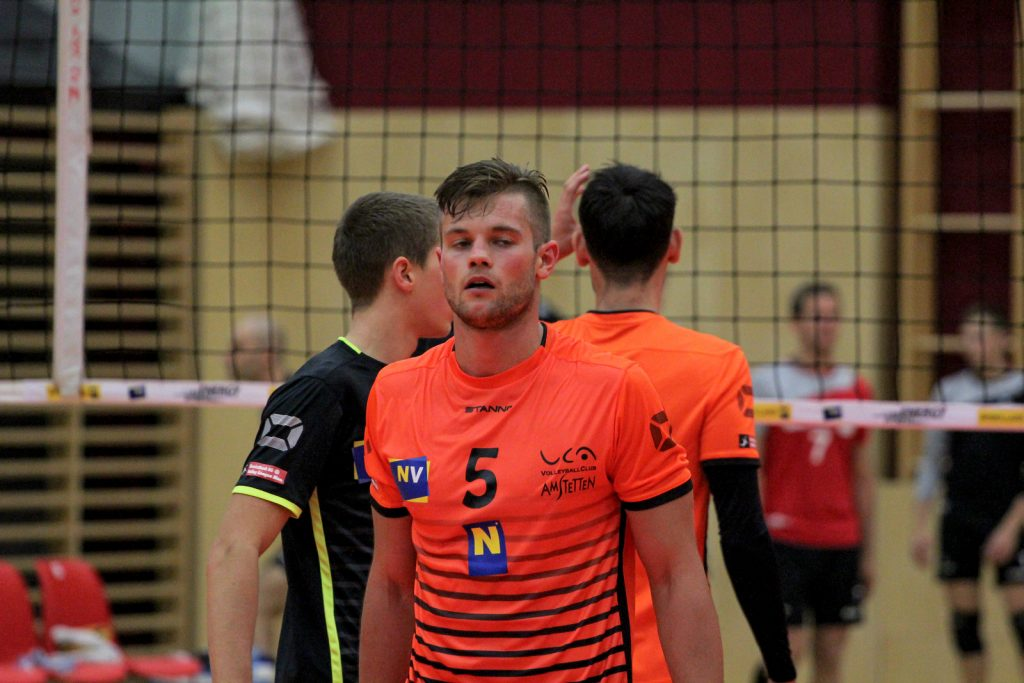 DenizBank AG Volley League Men 2019/20