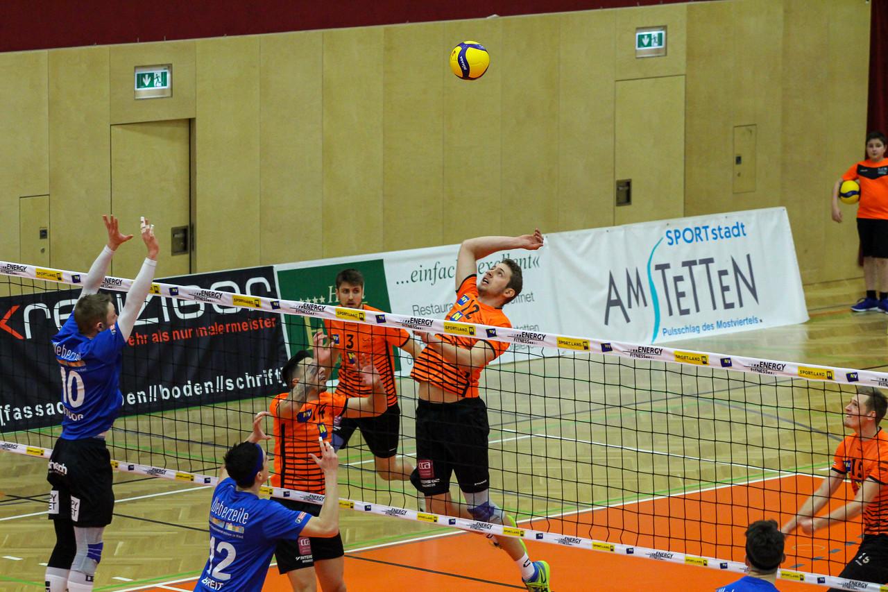 VCA Amstetten NÖ - UVC Ried/Innkreis - 21/02/2020 - Johann-Pölz-Halle, Amstetten - Credit: Peter Maurer