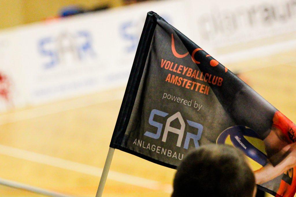 VCA Amstetten NÖ vs TJ Sokol V Wien - 24/10/2020 - Johann-Pölz-Halle Amstetten - Credit: Peter Maurer/SportPR/VCA