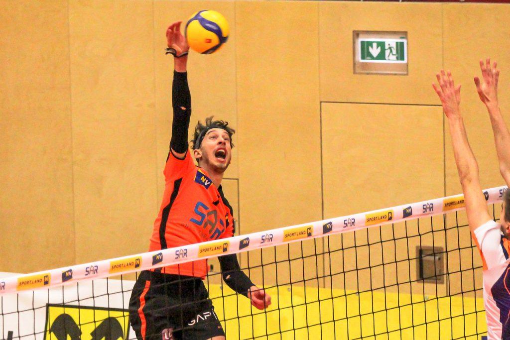 Austrian Volley Cup 20/21 - Viertelfinale - VCA Amstetten NÖ - VBC TLC Weiz - Foto: Peter Maurer